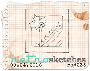 Retro Sketch 233
