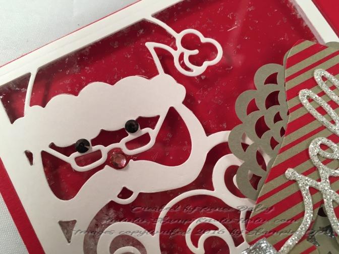 Shaker Santa