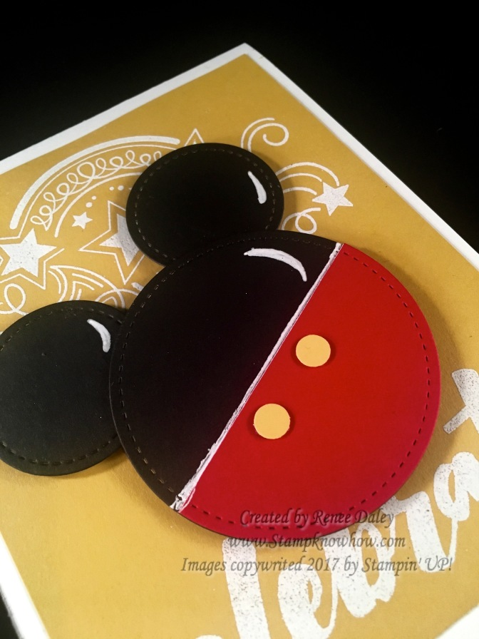 Celebrate with Mickey