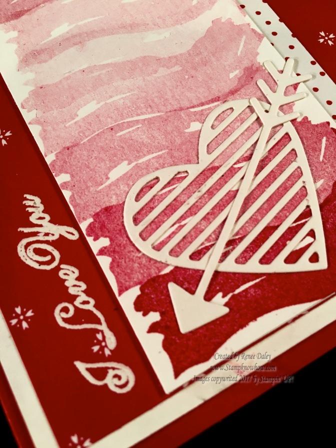 Ombre Valentine