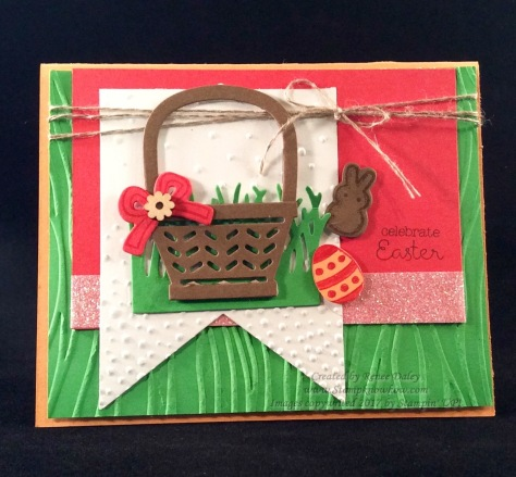 Basket Bunch card image
