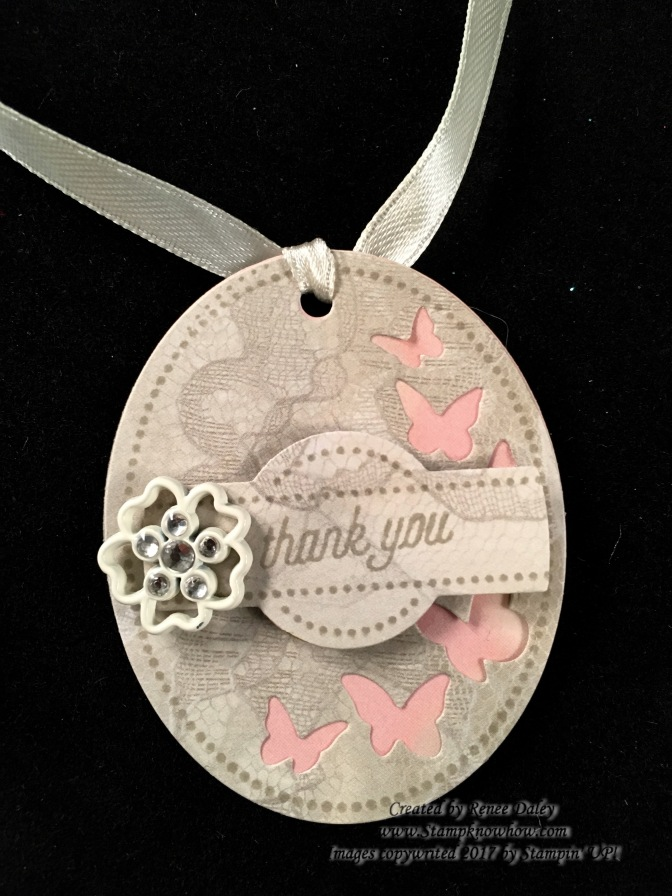 Timeless Tags Thank You Gift